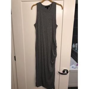 Banana Republic gray dress size M